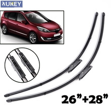 Misima Windshield Windscreen Wiper Blades For Renault Scenic 3 /Grand Scenic 3 III MK3 2009-2016 Front Window Wiper Blade