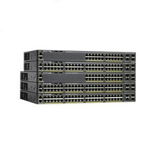 Catalyst 2960X WS-C2960X-24PS-L Switches Gigabit POE VLAN Network Switch