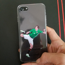Football star case for iphone 6 6s se 5s 4 4s 5c 5 s,HERRERA phone shell for iphone 7 plus for samsung cover custom made