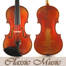 "Stradivarius ""Votti"" 1709  Master Violin,Antiqued Style Oil Varnish,No.1452.Great setup,European Spruce wood ,"