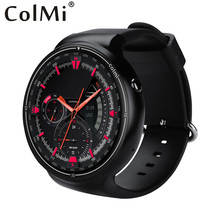 ColMi i1 Smartwatch 2GB RAM+16GB ROM Android 5.1 3G WIFI GPS Google Play Heart Rate Monitor Connect Android IOS Phone Watch