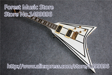 Custom shop china randy rhoads assinatura jackson flying v electric guitar & canhoto guitarra para venda(China)