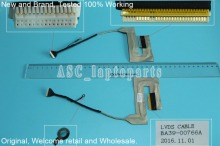 New Original LCD LED Video Flex Cable For SAMSUNG NC10 ND10 NP-NC10 NP-ND10 Laptop Screen Display Cable BA39-00766A