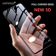 5D Tempered Glass Xiaomi Mi 8 Lite Screen Protector Pocophone F1 Glass Xiomi Redmi Note 6 Pro 6A 5 8 MI A2 Lite