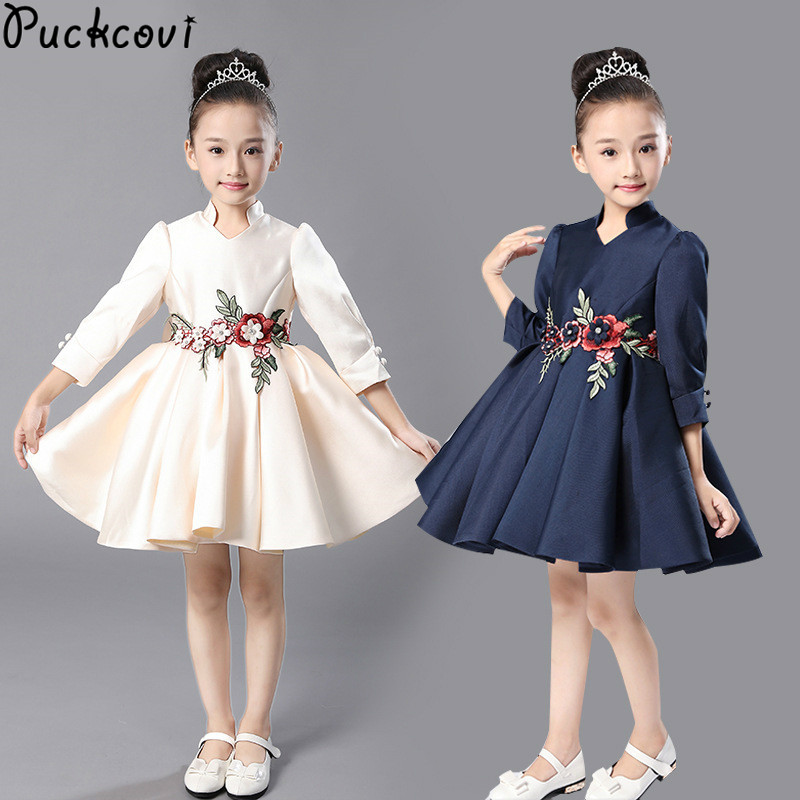Girls tutu dress Vestido infantil Girls wedding dress Robe mariage fille Prom dresses girls Kids clothes Vestidos Big bowtie<br>