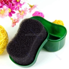 Green Shoe Cleaning Brush For Suede Nubuck Boot Shoes Cleaner wholesale/retail #H0VH#
