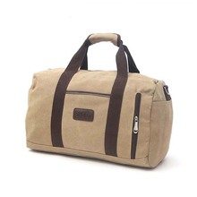 High Quality Large Capacity Canvas Fashion Gym Bag Professional Outdoor Fitness Sports Travel Duffle Bags Handbag For Women Men