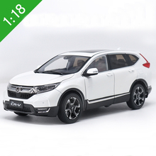 1/18 Dongfeng All New Honda CRV SUV Alloy Diecast SUV Car Model Toys For Kids Christmas Gifts Original Factory Toys Collection