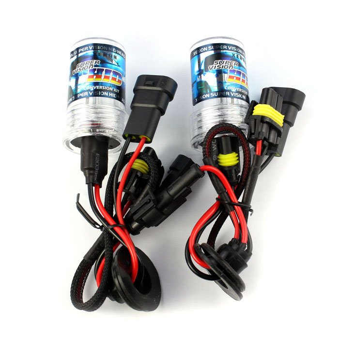 AUTO New Headlight 2 X HID Xenon 9005 6000K 12V 35W 3000LM automobiles Light Source car-styling car light auto car styling Jul20<br><br>Aliexpress