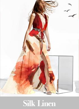 P6-Silk Linen