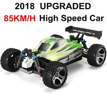 Direct Factory Sell Best Price Upgraded Wltoys A959-B 85km/h n 70km/h Remote Control RC Speedcar Racing High Speed Car Off-Road (China)