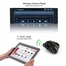 Magicsee R1 VR Wireless Bluetooth 4.0 Game Controller Portable Handle Wireless Control Player For Android Black