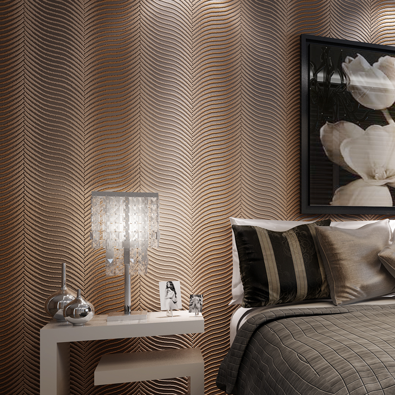 beibehang walls 3 d  wallpaper modern minimalist geometric pearl living room wallpaper backdrop restaurant bedroom hallway<br>