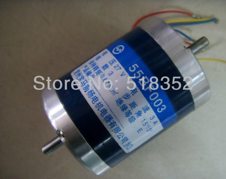 55BF003 27V  3A  Three Phase Stepper Motor Drive with 6 Electric Wires for EDM Wire Cut Machine Electrical Parts<br>