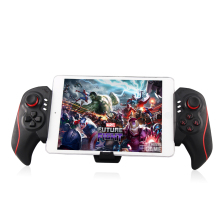 2017 Hot BTC-938 Portable Mobile Wireless Bluetooth Telescopic Gamepad Game Controller Joysticks for IOS Android Samsung Galaxy(China)