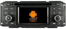 S160 Quad Core Android 4.4.4 car audio FOR CHRYSLER GRAND VOYAGER  car dvd player head device car multimedia car stereo