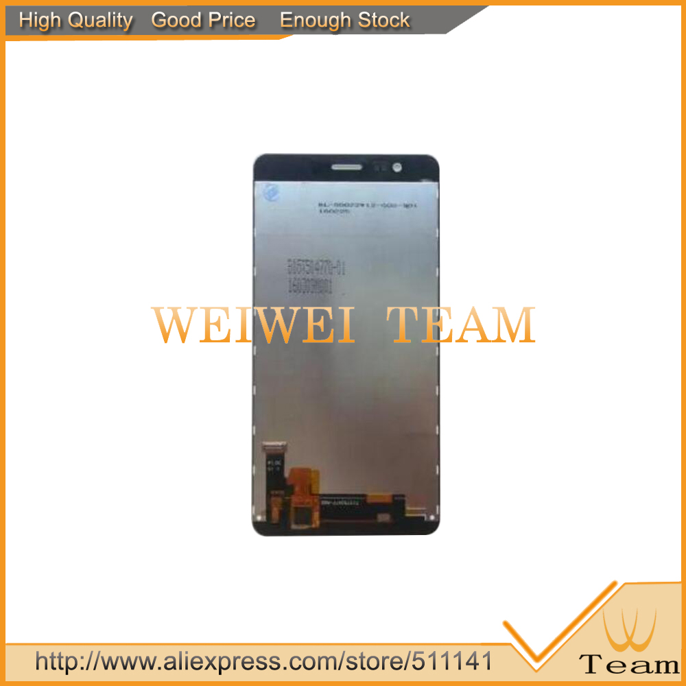 LCD Screen For OWWO Q8S Screen Display Panel With Touch Screen Digitizer Assembly Replacement Free Shipping<br>