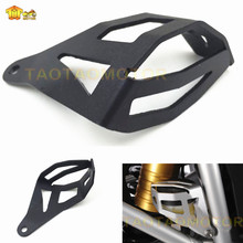 Free Shipping For BMW r1200gs Rear Brake Reservoir Protector for BMW R 1200 GS Adventure 2013 2014 2015 2016  after market