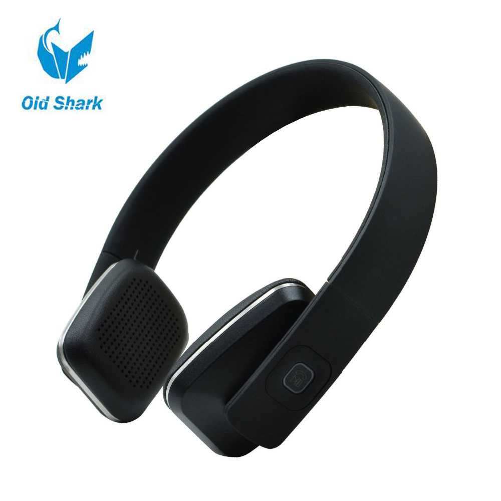 AEC Noise Reduction Bluetooth Headphones, Bluetooth 4.1 High Fidelity Wireless AEC Over-Ear headset for iPhone Android Device<br><br>Aliexpress