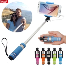 Phone camera Selfie stick Monopod For iPhone 5 5s 6 6s 7 Plus For Samsung Galaxy S5 S6 s7 s8 J1 J7 J3 J5 A3 A5 2016 2017 case