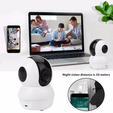 giantree 1 Million Pixels HD mini WIFI IP Surveillance Wireless Camera Infrared Night Vision Indoor Baby Monitor Night Security(China)