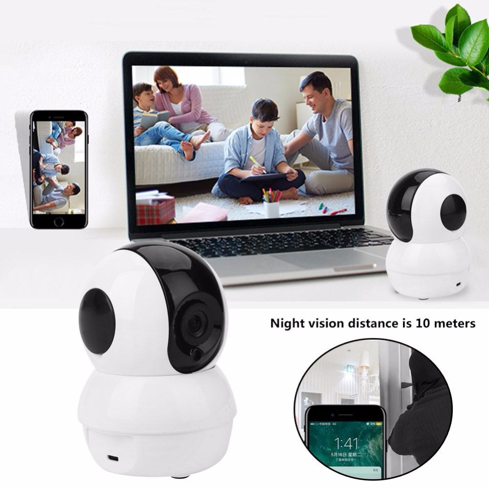giantree HD IP camera Baby Monitor WIFI IP Surveillance Wireless Camera Infrared Night Vision Indoor home Security<br>