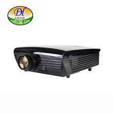 Everyone Gain 1280*800P Projector Support Full HD TV 1080P LCD Beamer With Plug Power Cable For Home Theater Business TL100