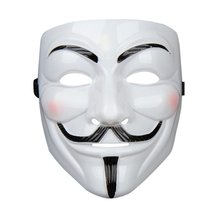 New Halloween Smartoy V For Vendetta Mask Guy Fawkes Masquerade Party Face Adult Costume Party Masks