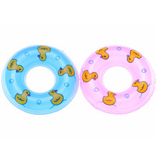 2 style 5PCS 1/6 BB BJD SD DD Doll accessories cute swim ring Random Color(China)