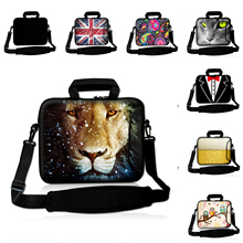"9.7"" 10.1"" 12"" Mini PC Tablet Netbook Portable Shoulder Notebook Computer Bags For 13 14 15.6 17 Inch Laptop Briefcase Handbags"