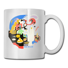 Rapper Mac Miller GO OD AM coffee mug gift car tazas ceramic tumbler caneca tea Cups(China)