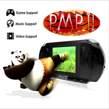 3.0 inch PMP Handheld Game Console 32 Bit Portable Video Game Player LCD Screen with in-built 10000 Free Games Supports Download