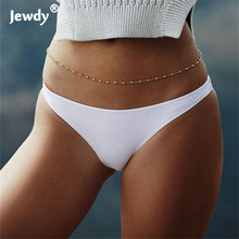 Fashion Sexy Belly Chains Thigh Chain Summer 2017 Gold Silver Women Jewelry Party Accessories Sexy Night Club Body Waist Chain