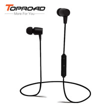 Wireless Earphone Bluetooth Headset with MIC In Ear Sport Headphones Deep Bass Sound Earbuds for xiaomi Sumsung iPhone PC