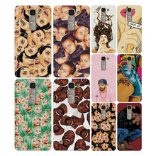 Buy Colorful Painted Cartoon Grid Phone Case Cover LG Spirit 4G LTE H420 H422 H440N C70 Fundas Capa LG Spirit Case free gift for $1.39 in AliExpress store