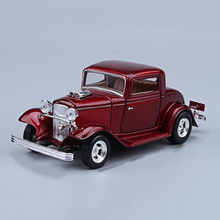 1/24 Scale America Classic Car Model Ford Coupe 1932 Alloy Diecast Model Cars Collections
