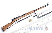1/6 Scale WWII Japan Soldier Weapon Model Arisaka Ti-Lite T8007 Metal 38 Rifle Gun Collections