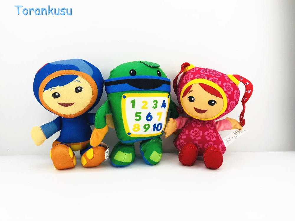Team Umizoomi Counting City