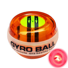 Ebuy360 Resbo Powerball Autostart LED Force Power Ball Gyroscope Hand Wrist Excercise Fitness Spinning Gyro Ball 2016 Latest New