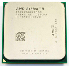 Free Shipping Athlon II X2 270 3.4Ghz Dual Core Processor Socket AM3/AM2+ 938-pin cpu