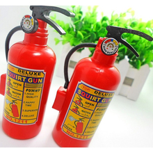 Funny Mini Children's Plastic Water Squirt Gun Fire Extinguisher Style New Design Toy Gift