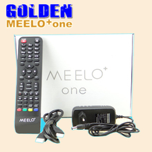 10PCS[SHIP FREE] MEELO+SE Satellite Receiver 750 DMIPS Processor Linux Operating System DVB-S2 MEELO one YouTube Cccam