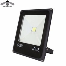 LED Flood Light 10W 20W 30W 50W Floodlight LED Spotlight Outdoor Lighting Projector Reflector Wall Lamp AC 220V Garden Square(China)