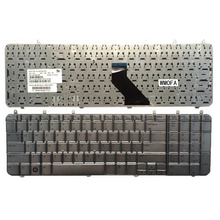 Brand New English Keyboard  for HP Pavilion DV7 DV7-1000 US  black laptop KEYBOARD SILVER
