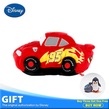 Disney Lightning McQueen Children Plush Stuffed Toy Doll Peluches 3 in 1 Pillow Blanket Toys Brinquedos For Kids Birthdays Gift