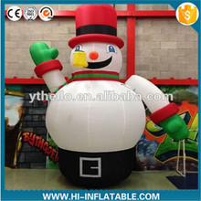 Huge inflatable snowman, cold air balloon for sale