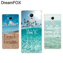 Buy DREAMFOX L235 Sea Ocean Soft TPU Silicone Case Cover Xiaomi Redmi Note 3 3S 4 4A 4X Pro Global for $1.20 in AliExpress store