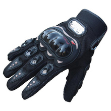 Cool Motorcycle Gloves Moto Racing Gloves Knight Leather Ride Bike Driving Bicycle  M/L/XL/XXL Cycling Motorcycle Gloves CG001