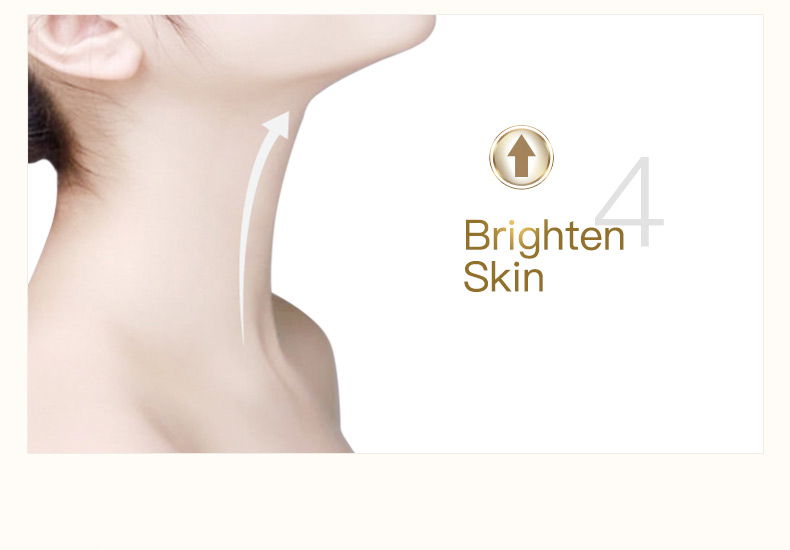 100g Six Peptides Neck Cream Anti Wrinkle Remove Neck Mask Whitening Firming for Neck Skin Care Delicate and Slippery 9