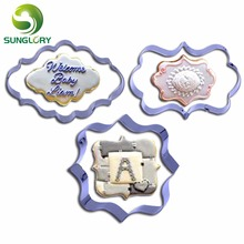 European Style 3PCS Stainless Steel Photo Frame Cookie Cutter Picture Frame Cookie Mold Mousse Ring Fondant Baking Biscuit Mould(China)